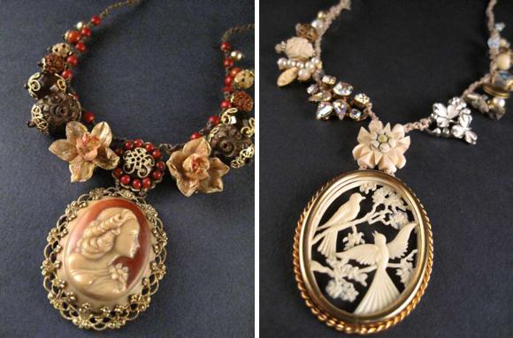 Rosie Weisencrantz ~ Handmade Vintage Jewellery…