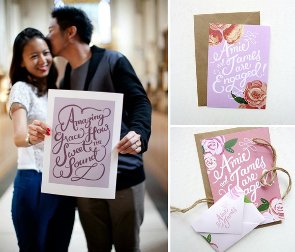 Wedding Stationery ~ Mix and Match Paper Goods from Berinmade…