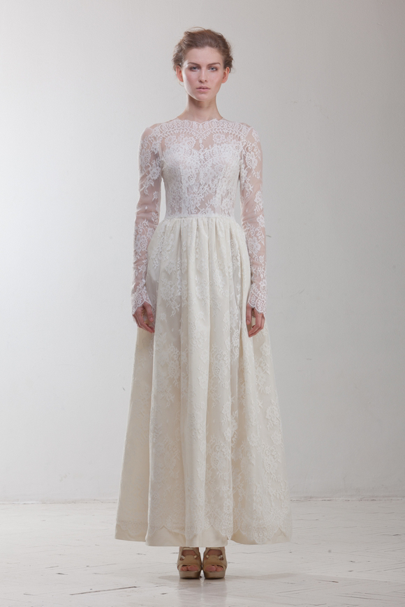 Katya Katya Shehurina ~ Charming, Feminine and Elegant Vintage Inspired Bridal Wear…