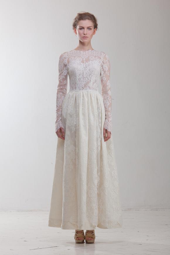 Vintage Inspired Wedding Gowns 78 New Katya Katya Shehurina Charming