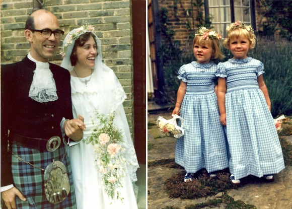 An Original 1970s Super8 Movie ~ A Reader Shares His Parents Wedding Film…