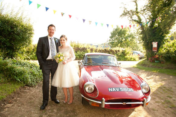 Kate Spade Sparkly Shoes for a Superhero and Vintage Inspired Colouful Barn Wedding….