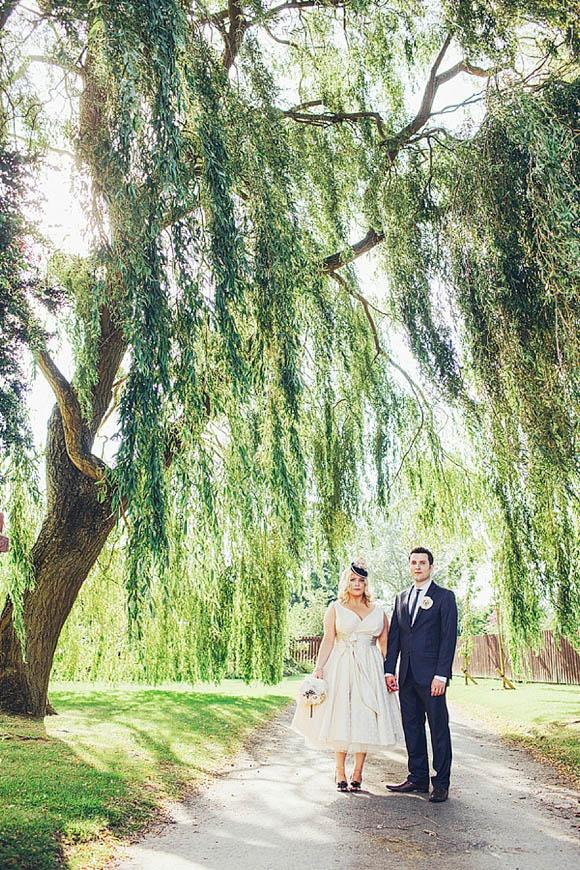 Drop Dead Glamorous ~ A Greek, Irish and Vintage Inspired Wedding (Weddings )