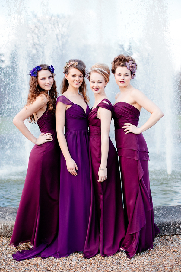 Little Miss Bush And Burgundy Bridesmaid Rehab! | Love My Dress® UK ...