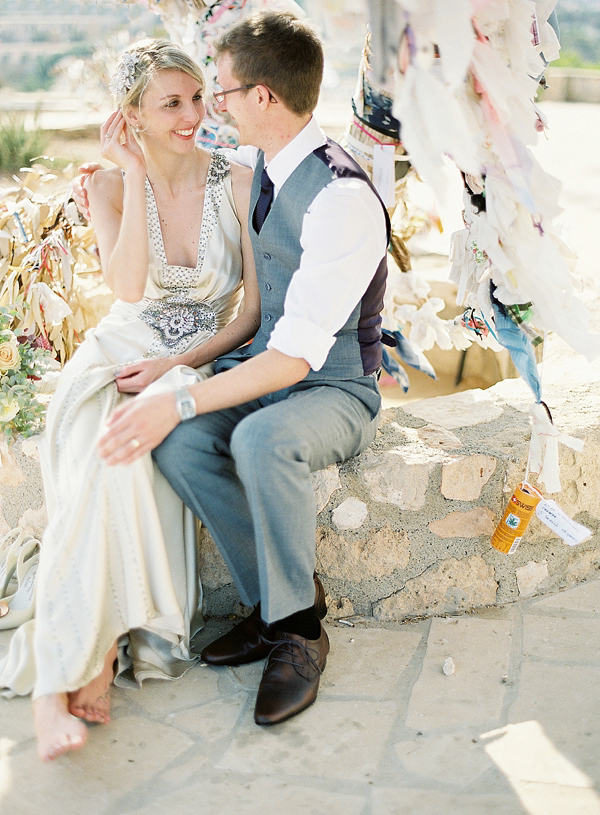 Jenny Packham and Monsoon Gowns For A Destination Wedding in Sunny Cyprus…