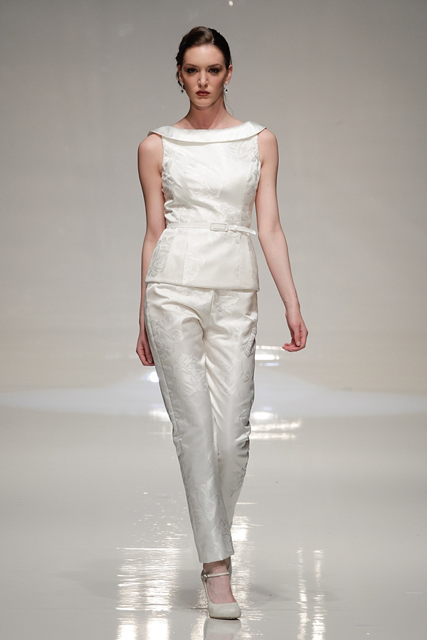 Timeless Beauty, by Alan Hannah ~ Wedding Dresses Inspired By Iconic Looks Of The 20th Century…
