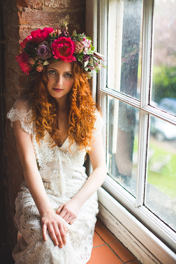 Vintage Inspired and Original Vintage Wedding Dresses by Kate Beaumont