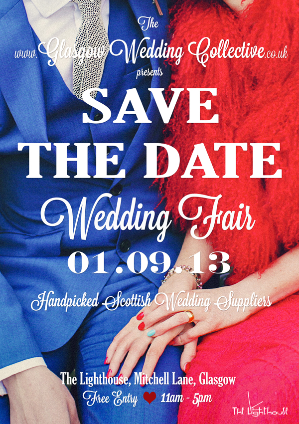 Join Me At The Glasgow Wedding Collective on 1st September And Grab A Signed Copy Of My Book