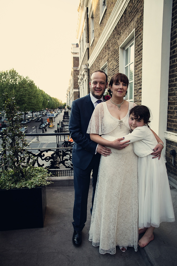 A 1930s Glamour And Literary Inspired Wedding