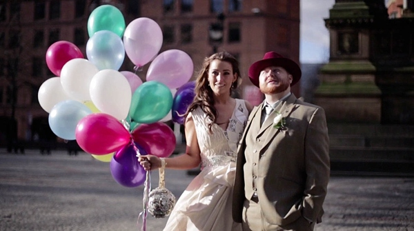 Lunch Time Wedding Film ~ Tom and Libby, by Magic Hour Films
