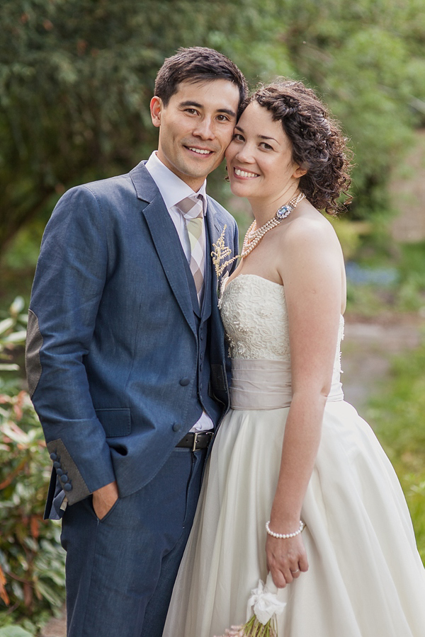 Stewart Parvin Elegance And a Bride With Red Sequin Shoes
