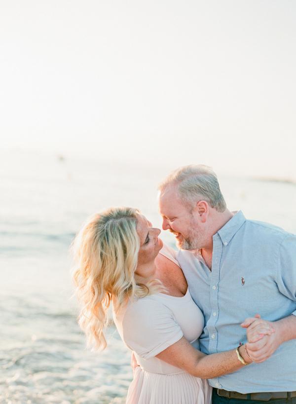 Charlotte Balbier's Engagement Shoot Photographs on the Beautiful Isle of Ibiza