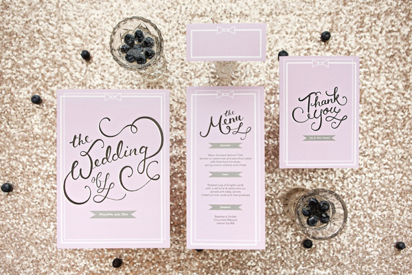 Win 50 Personalised Save The Date Cards And Save 15% On The New 'Ready To Go' Range From Berinmade