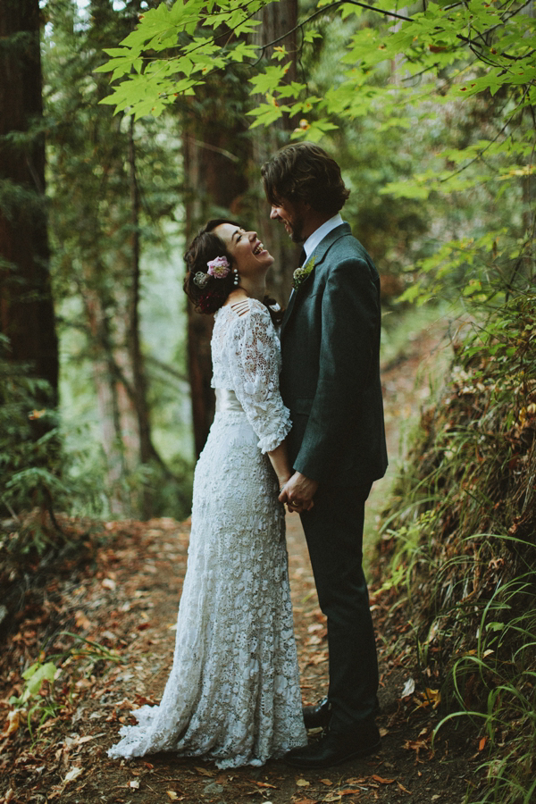 Wedding Dresses For Fall Wedding In The Woods Wedding in the Woods