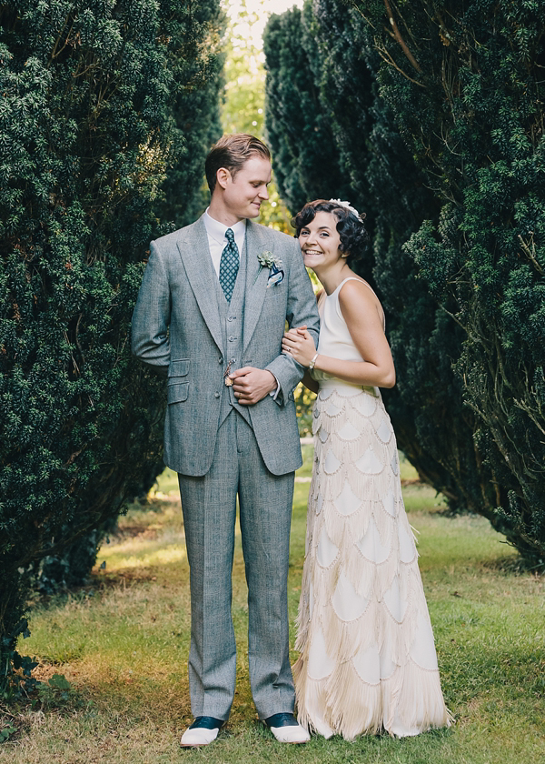 A 1920s Jazz Age, Prohibition and Charleston Inspired Wedding