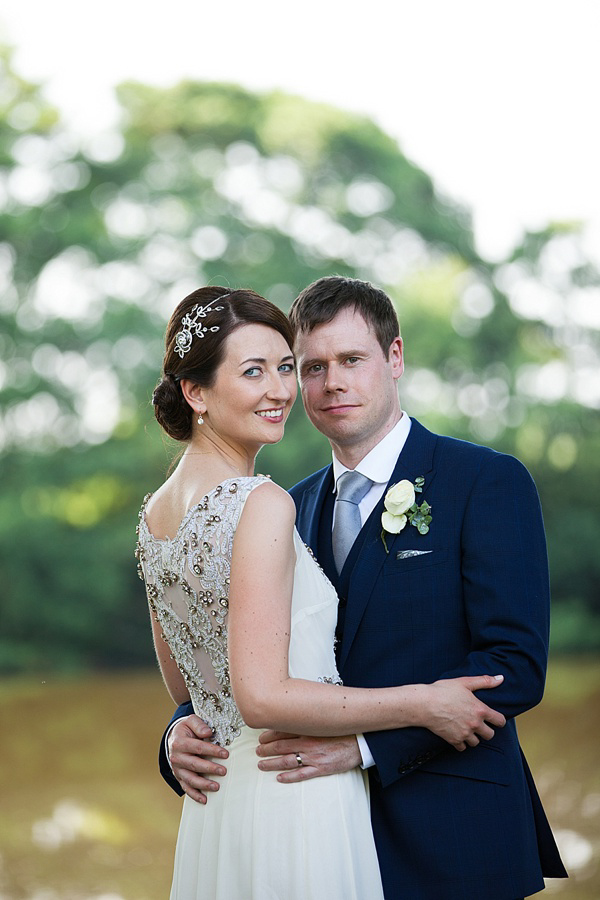 Temperley London for a Simple and Elegant Wedding