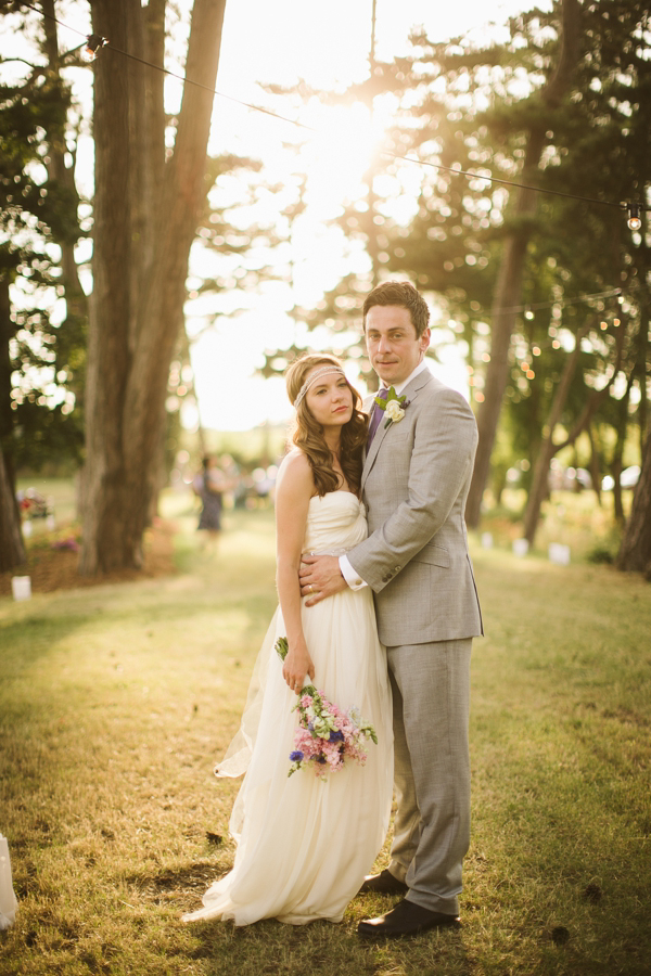 A Bohemian Bride And Her Laid Back Festival Inspired Wedding