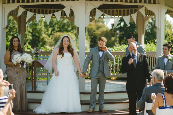 A Rustic Romantic Canadian Farm Wedding And A Myspace Love Story