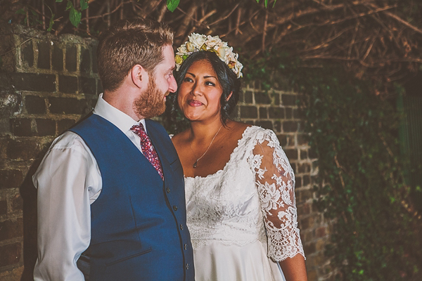 A Fun and Quirky, Bright and Colourful London Pub Wedding