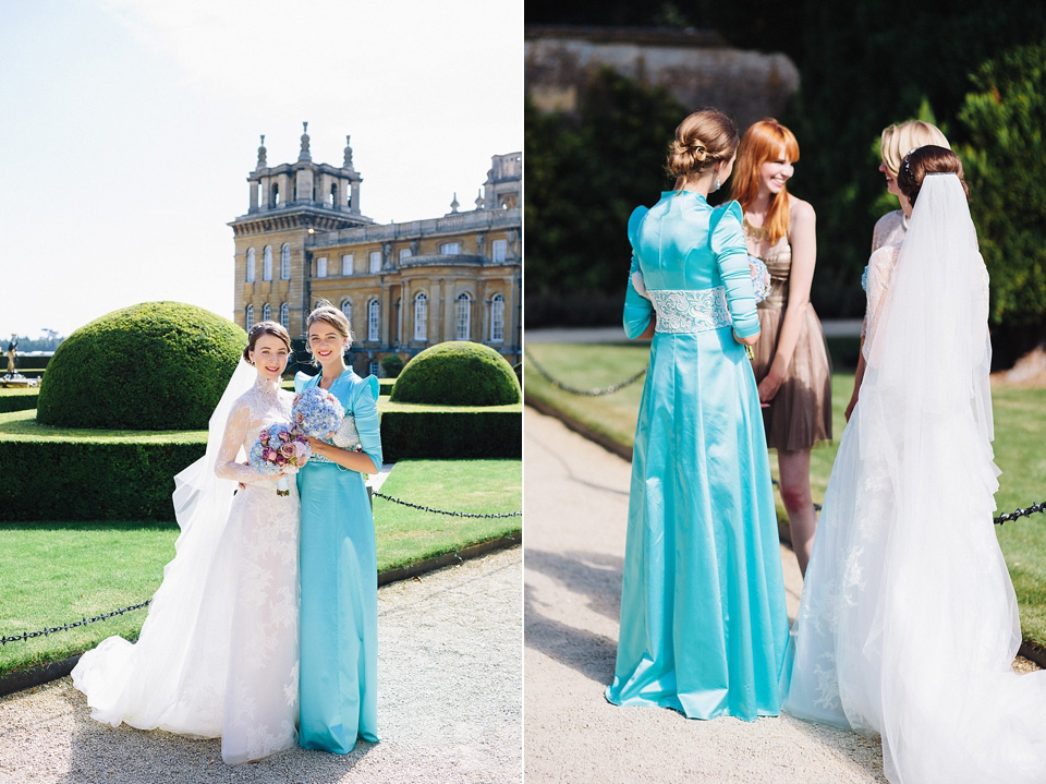 blenheim palace weddings, lisa dawn photography, manuel mota, pronovias