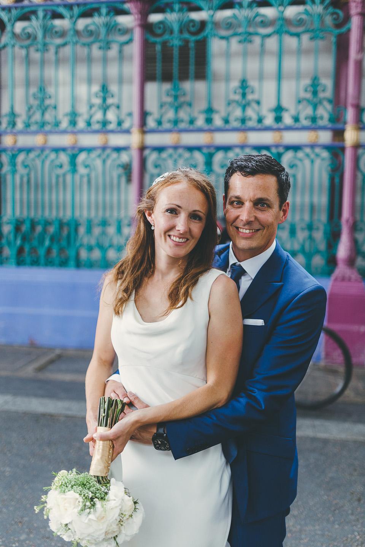 Ritva Westenius Elegance for a London City Summer Rooftop Wedding