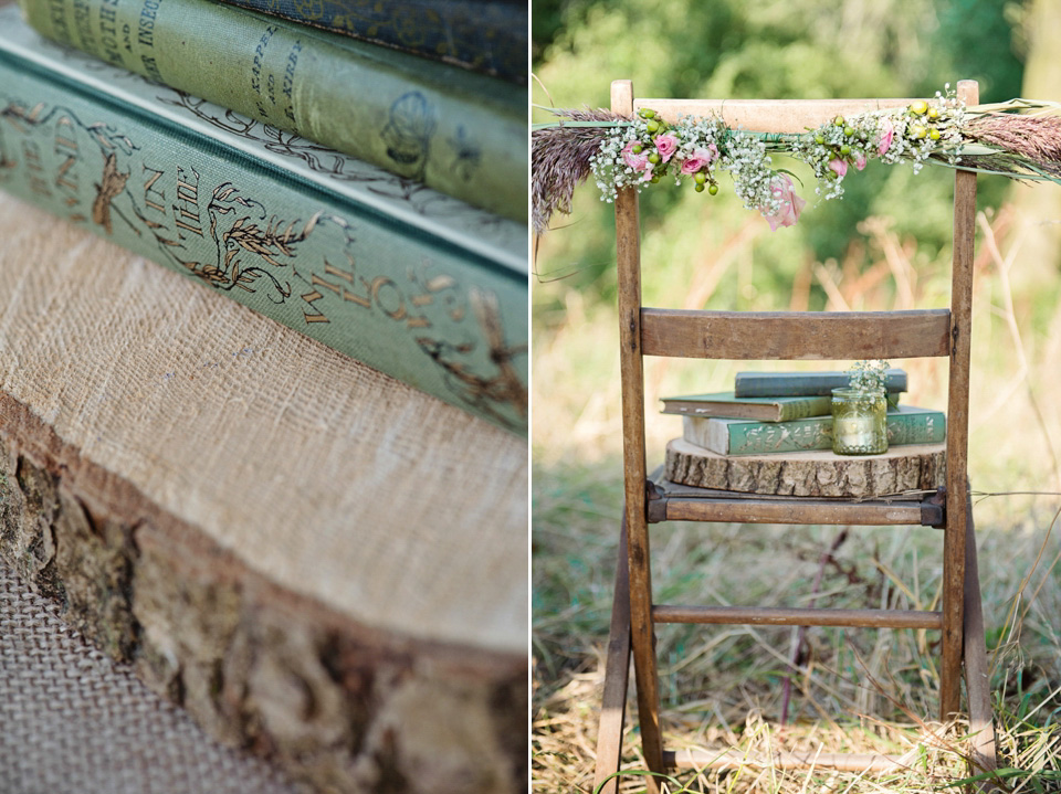 A Delightul and Whimsical 'Wind in the Willows' Inspired Wedding (Get Inspired Styled Shoots )