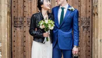 A Fun and Colourful Chinese Inspired, Riverside Wedding in Oxford