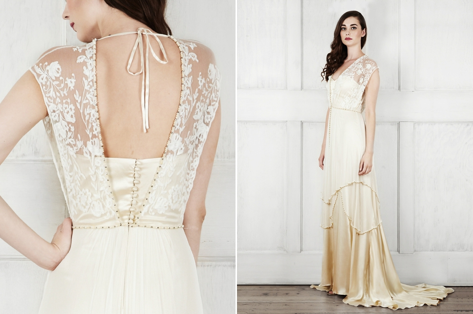 Catherine Deane – Wedding Dresses for the Modern Bride Seeking A Touch of Nostalgia