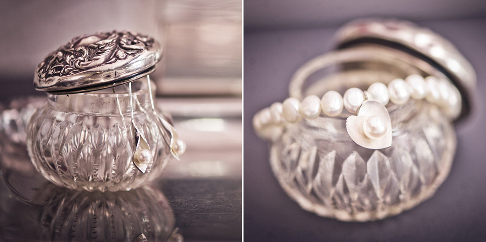 Romantic Sterling Silver and Pearl Jewellery for Brides by Emma Kate Francis (Get Inspired Supplier Spotlight )