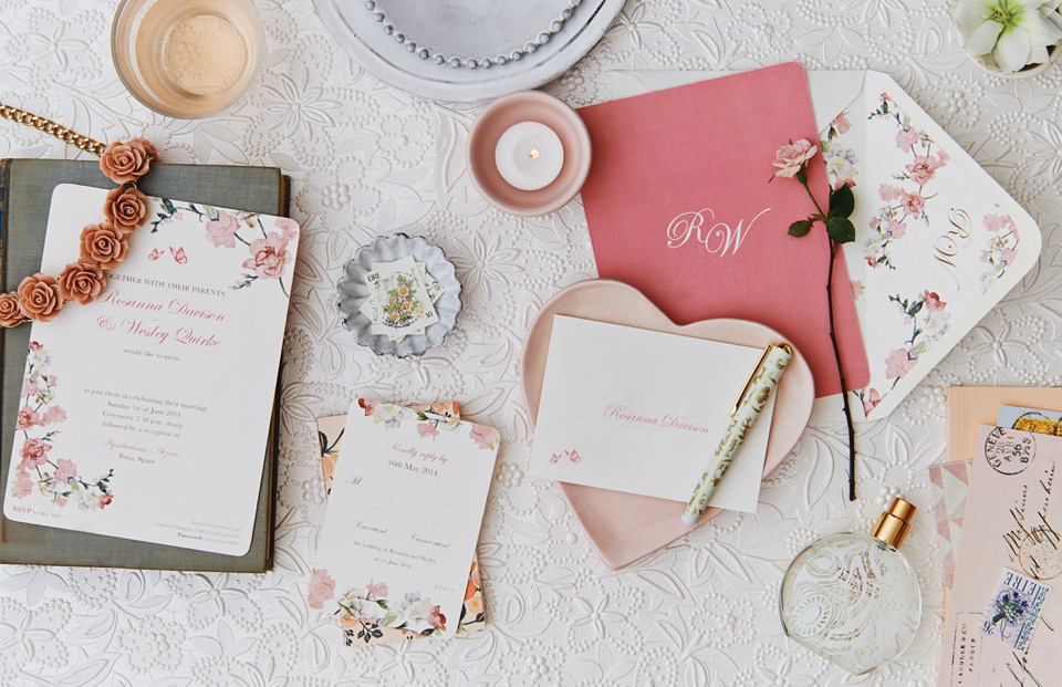 Bespoke Wedding Stationery Giveaway Worth £350 With Appleberry Press