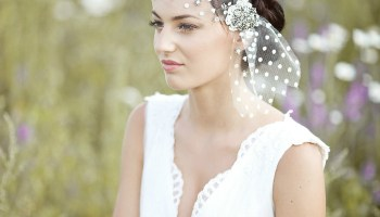 Introducing LeFlowers Bridal – Unique Vintage Lace Accessories + 10% Saving