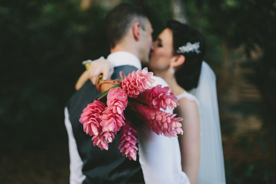 A Pink Paradise Wedding in Fiji