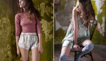 Introducing 'Botanica' From Violet & Wren – Luxury Silk Loungewear