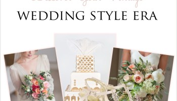 Discover Your Vintage Wedding Era & Win £250 to Spend on Glitzy Secrets Accessories