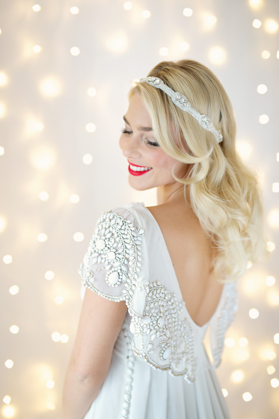 Victoria Fergusson's 'The Goddess Collection' – Exceptional Handmade Bridal Accessories