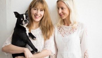 Inside The Stylish World Of Belle & Bunty: Flirtatiously British Bridal Fashion Designers