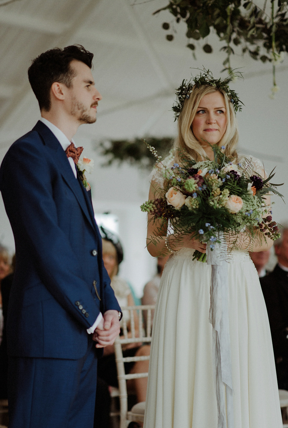 An Exquisite Natural World Inspired Wedding in Shades of Sea Glass Green (Films Weddings )