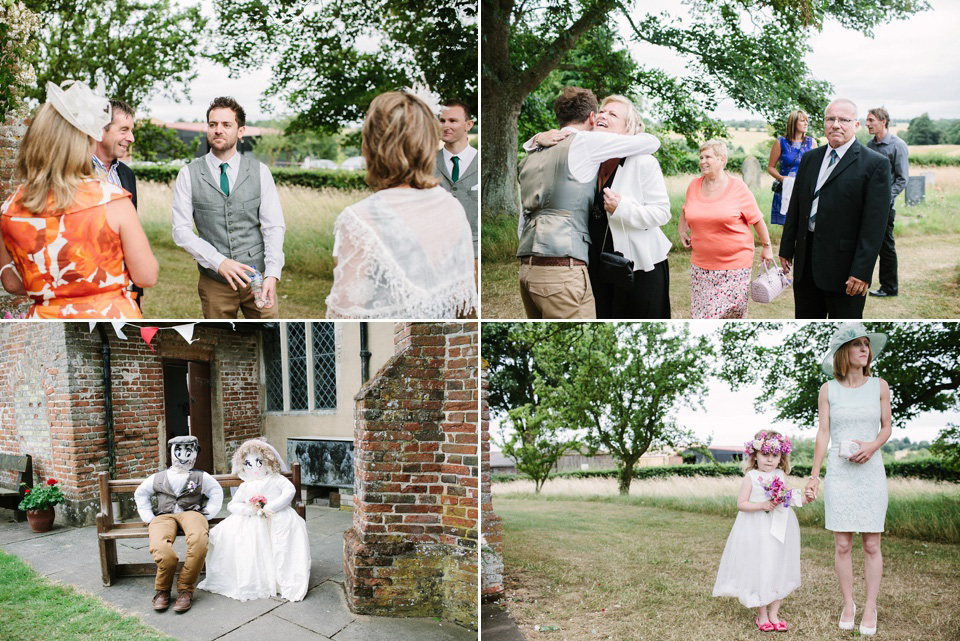Maggie Sottero Lace For a Homespun, Handcrafted and Flower Filled Wedding (Weddings )