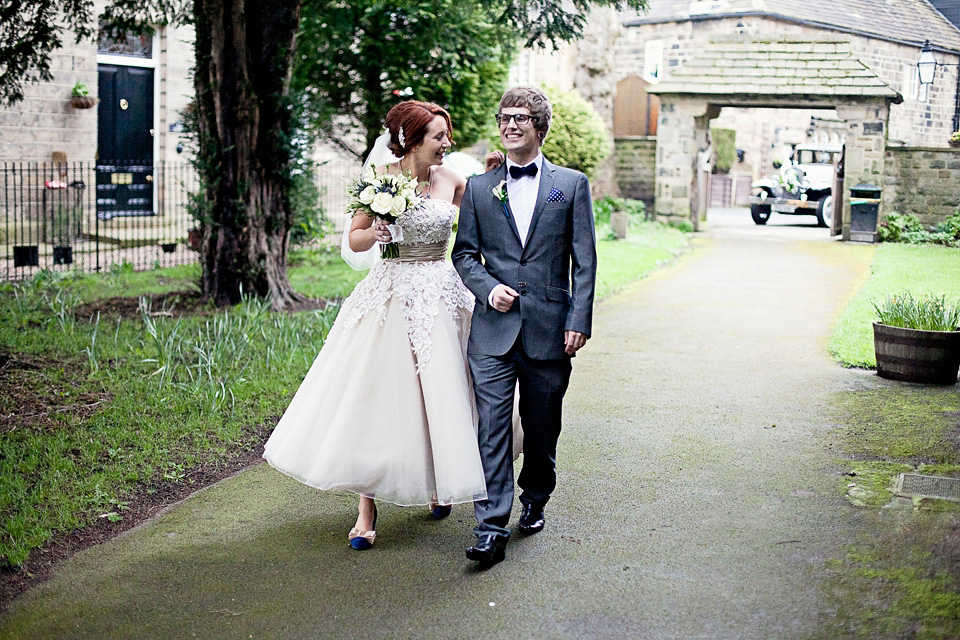 The great victoria love my dress uk wedding blog for Shoes for tea length wedding dress