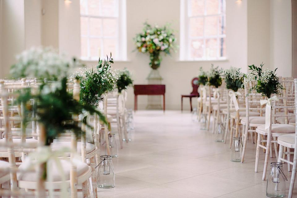 Eliza Jane Howell For An Elegant Spring Wedding at Iscoyd Park (Films Weddings )