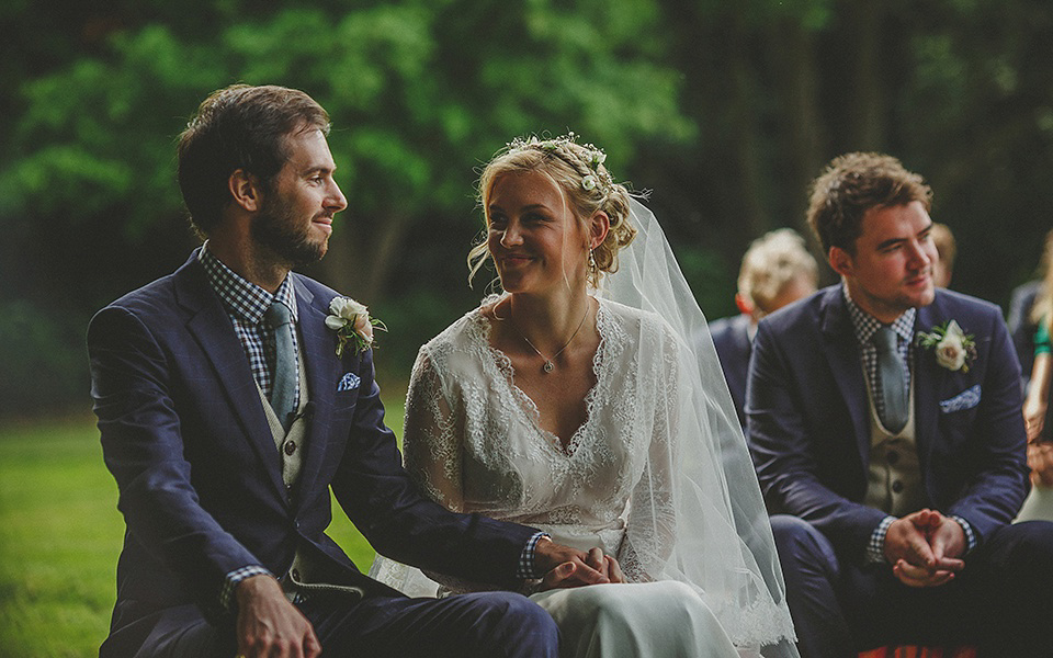 An International, Festival Inspired English Country House Wedding