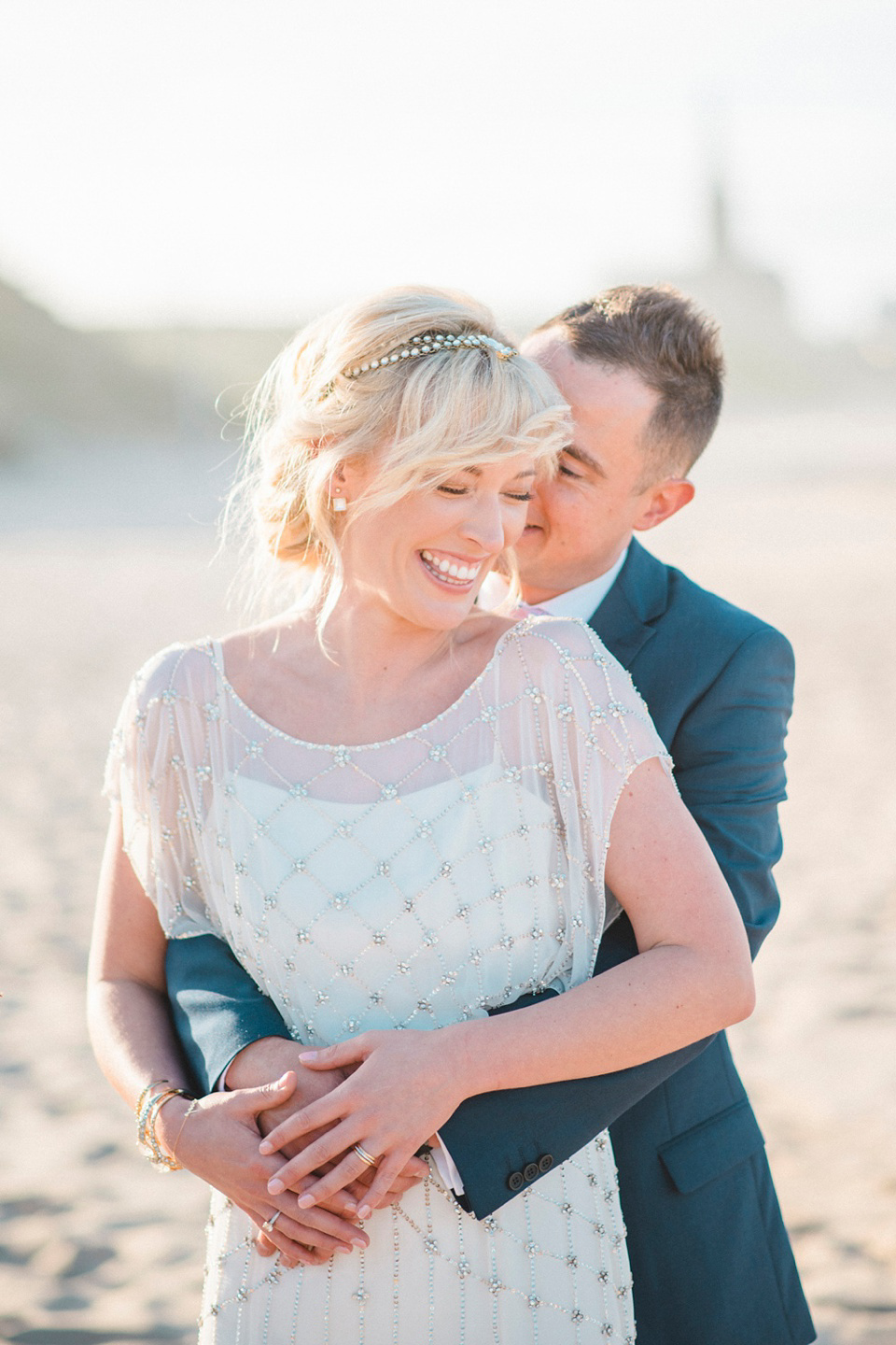 Jenny Packham for a Beachside, Bali Inspired Wedding