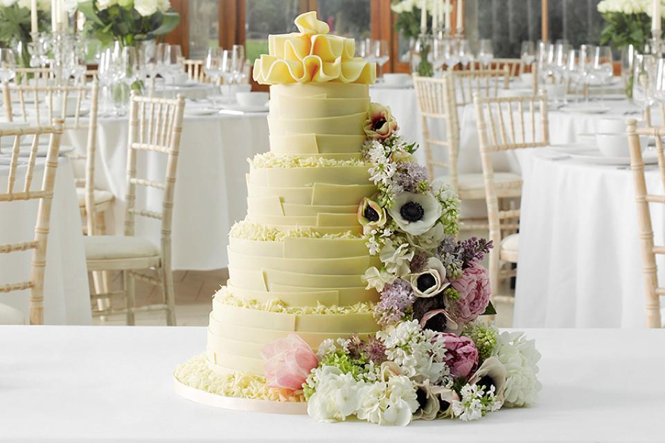 A Wedding Cake QA With Marks Spencer Love My Dress UK - Create Your Wedding Cake
