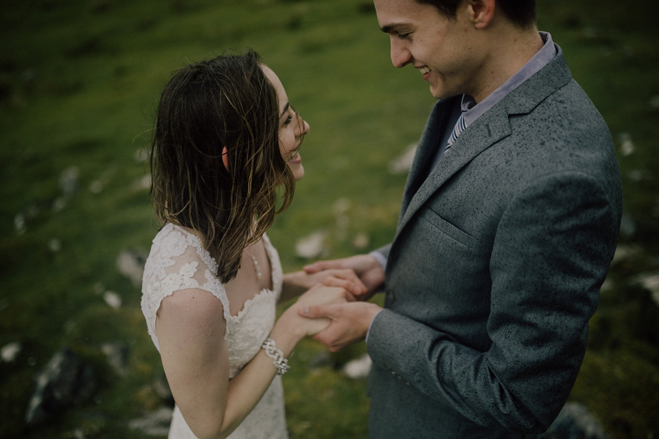 A Simple and Stunning Elopement to the Isle of Skye