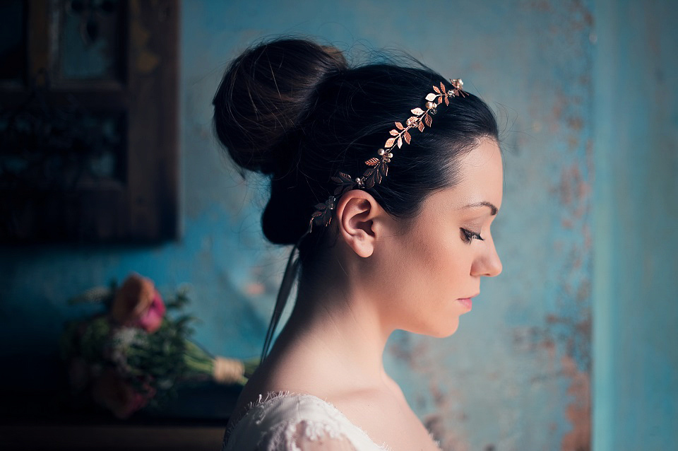 Nature's Diadem by Cherished – An Ethereal New Collection of Bridal Accessories