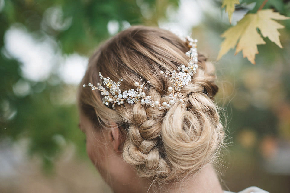 Wild, Feminine and Elegant - Bridal Fashion Inspiration for the Modern Bride (Get Inspired Styled Shoots )