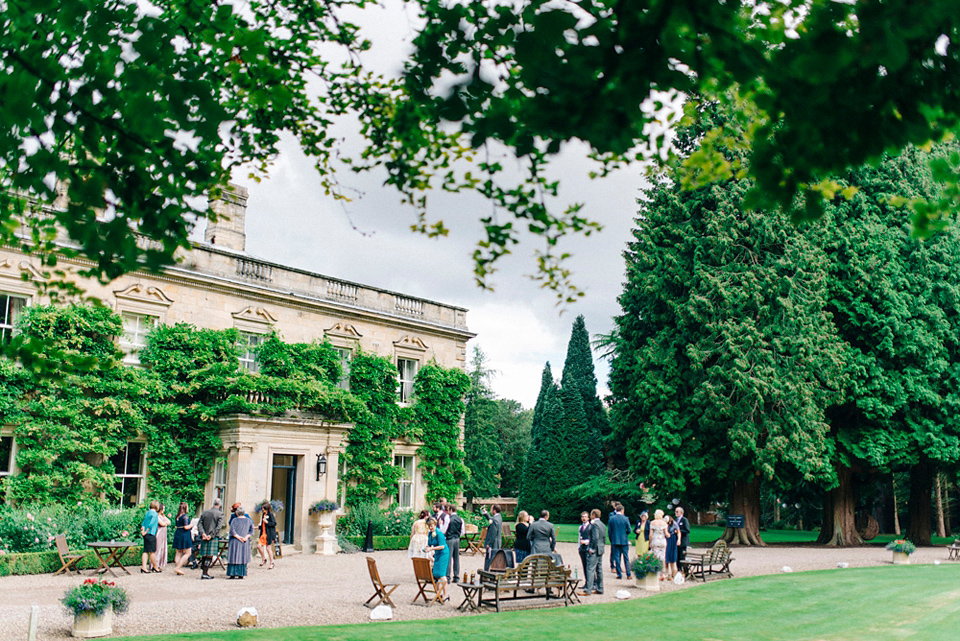 Anoushka G for a Late Summer Wedding in Northumberland (Weddings )