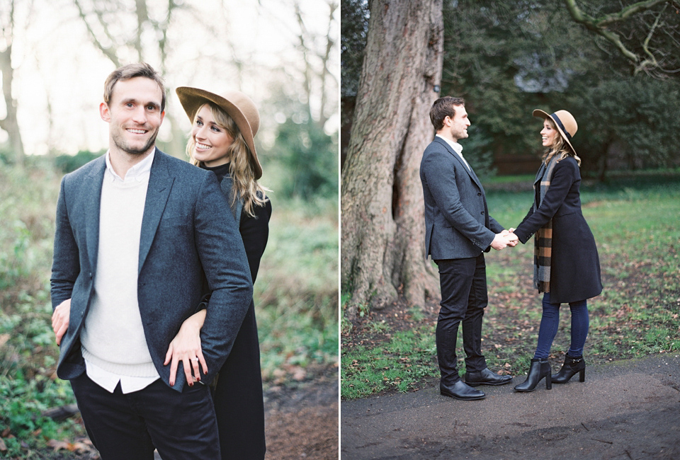 Fine Art Film Photography by Sarah Hannam + 30 Minute Portrait Shoot Taster Sessons in London, Sunday 6th March (Weddings )