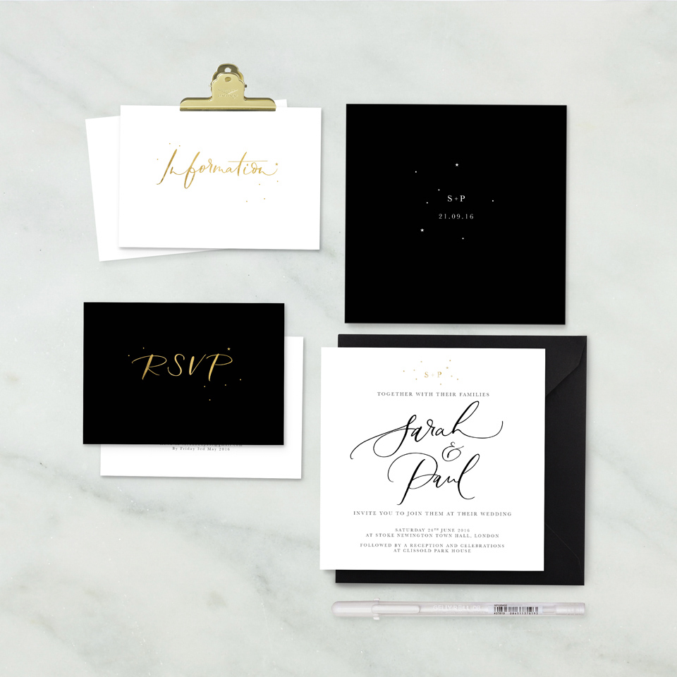 Win Wedding Stationery Worth £950 From Lamplighter London