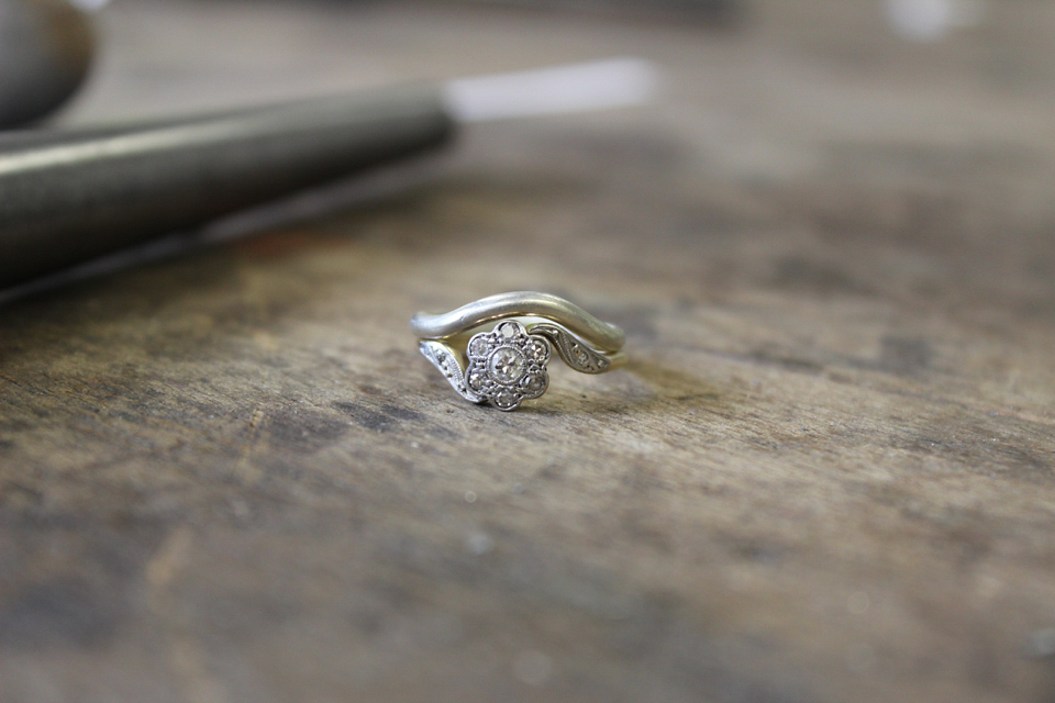 How to Make Your Own Wedding Rings with The Quarter Workshop